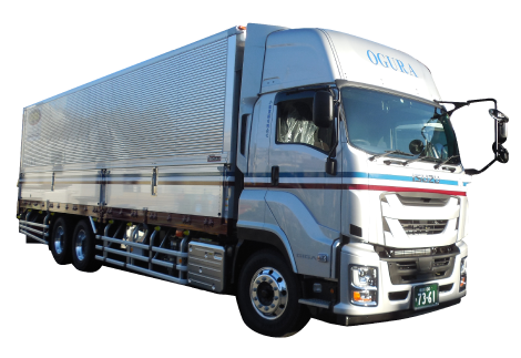 大型増トン車